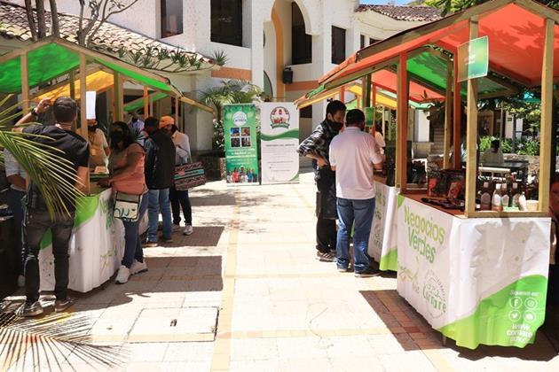 Feria Mercados Verdes del Oriente: una oportunidad para apoyar las iniciativas productivas locales